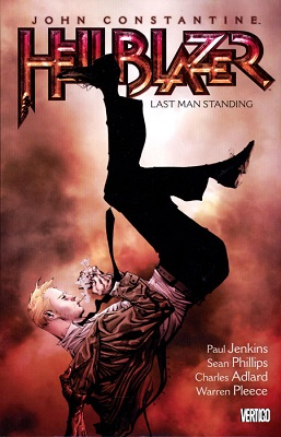 Hellblazer: Volume 11: Last Man Standing TP (MR) - Used