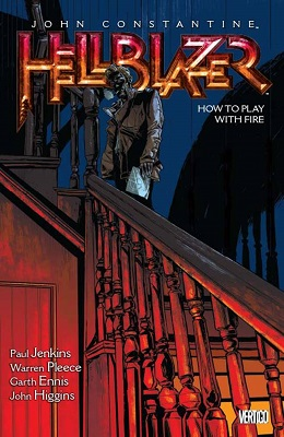 Hellblazer: Volume 12: How to Play with Fire TP (MR) - Used