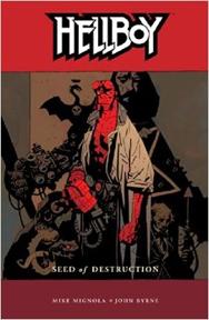 Hellboy: Volume 1: Seed of Destruction TP