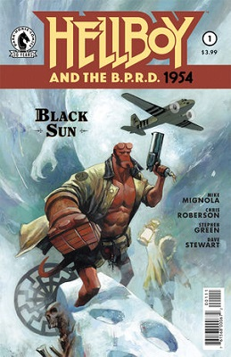 Hellboy and the BPRD 1954: Black Sun (2016) Complete Bundle- Used