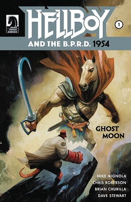 Hellboy and the BPRD 1954: Ghost Moon (2017) Complete Bundle - Used