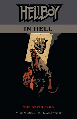 Hellboy in Hell: Volume 2: Death Card TP