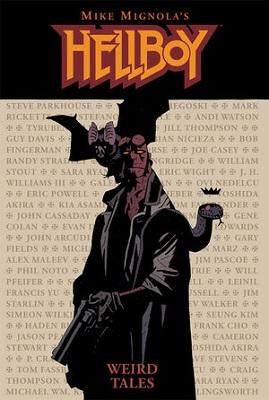 Hellboy: Weird Tales HC