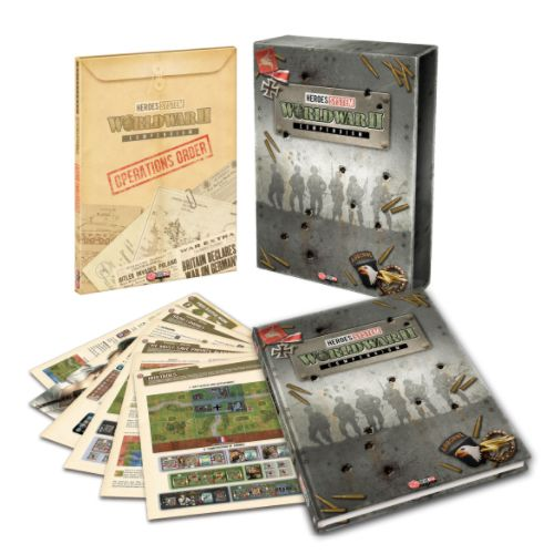 Heroes of Normandie: Compendium