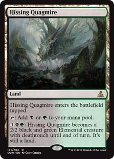 Hissing Quagmire