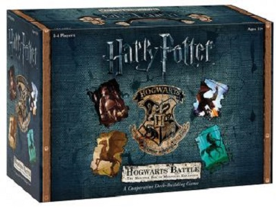 Harry Potter: Hogwarts Battle: Monster Box of Monsters Expansion