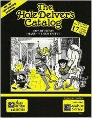 The Hole Delvers Catalog: All-System Catalog Series - USED