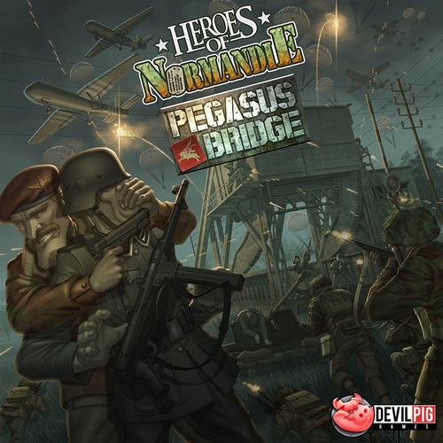 Heroes of Normandie: Pegasus Bridge