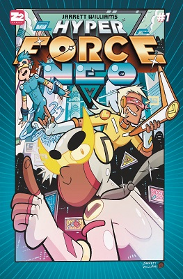 Hyper Force Neo TP