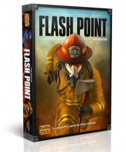 Flash Point: Fire Rescue 2nd Ed Board Game