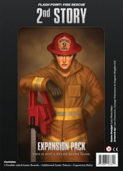 Flash Point: Fire Rescue 2nd Ed:  2nd Story Expansion