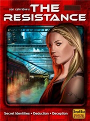 The Resistance Card Game 2nd edition