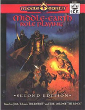 Middle-Earth Role Playing 2nd Ed: Collectors Edition Hard Cover - Used