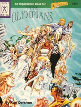 Hero: Champions: The Olympians - Used