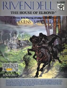 Middle Earth: Rivendell the House of Elrond - USED