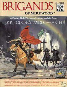 Brigands of Mirkwood - Used