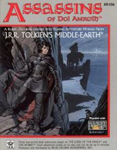 Assassins of Dol Amroth - Used