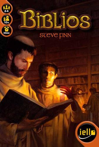 Biblios Card Game
