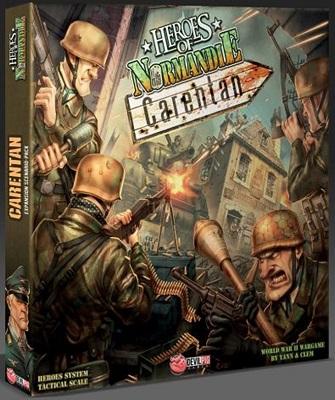 Heroes of Normandie: Carentan Expansion