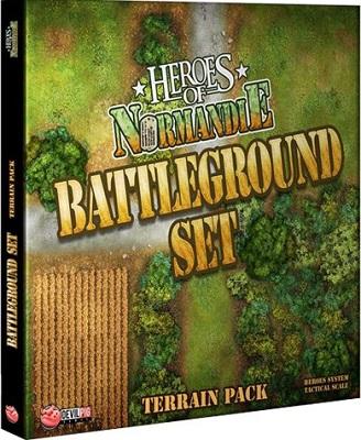 Heroes of Normandie: Battleground Terrain pack