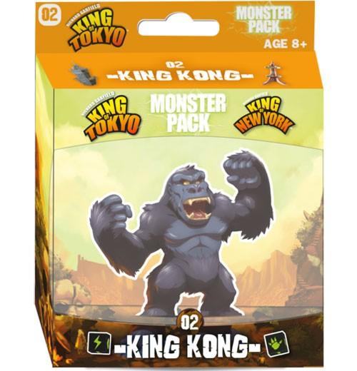 King of Tokyo: Monster Pack 2: King Kong