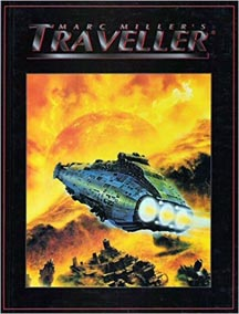 Marc Millers Traveller - Used