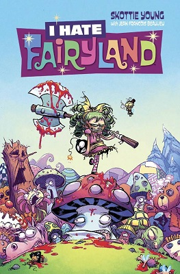 I Hate Fairyland no. 1 (2015 Series) (MR)
