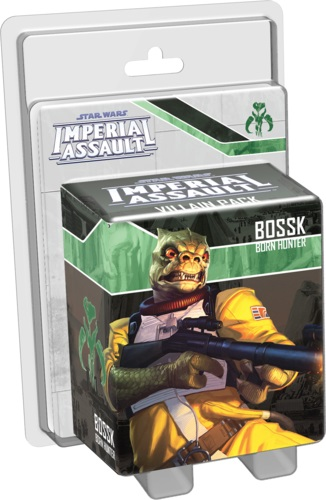 Star Wars: Imperial Assault: Bossk Expansion