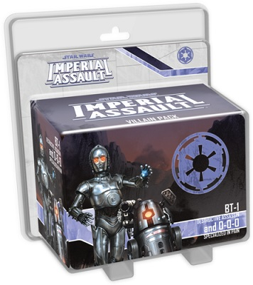 Star Wars: Imperial Assault: BT-1 and 0-0-0 Expansion