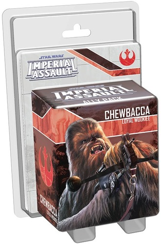 Star Wars: Imperial Assault: Chewbacca Expansion
