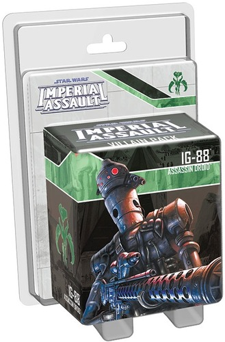 Star Wars: Imperial Assault: IG-88