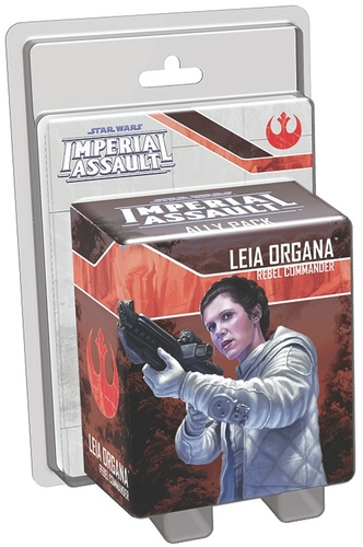 Star Wars: Imperial Assault: Leia Organa Expansion
