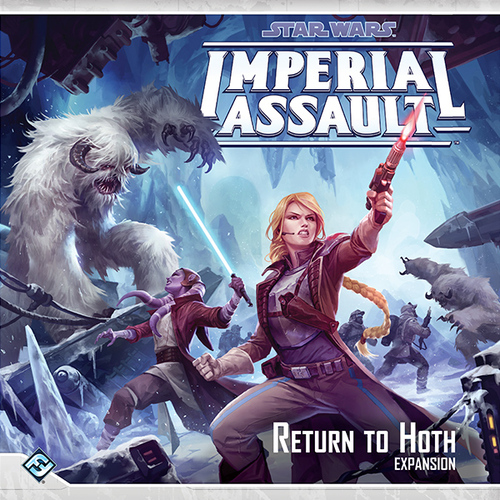 Star Wars: Imperial Assault: Return to Hoth Expansion
