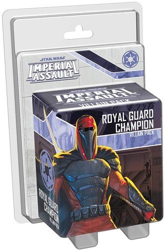 Star Wars: Imperial Assault: Royal Guard Champion