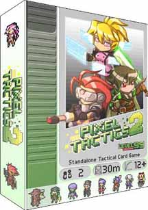 Pixel Tactics 2 Card Game