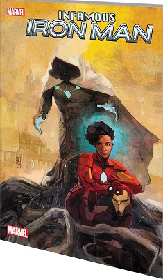 Infamous Iron Man: Volume 2: Absolution of Doom TP