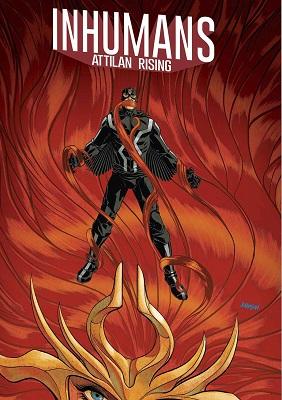 Inhumans: Attilan Rising TP