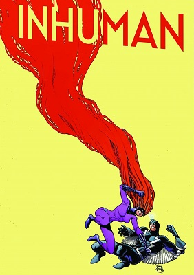 Inhuman: Volume 3: Lineage TP - Used