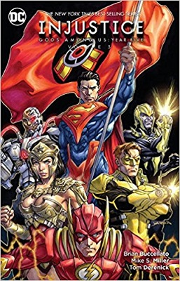 Injustice: Gods Among Us Year Five: Volume 3 TP