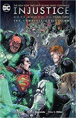 Injustice: Gods Among Us: Year Two Complete Collection TP