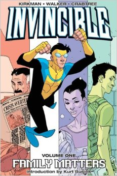 Invincible: Volume 1: Family Matters TP