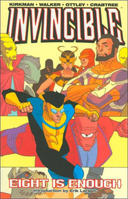 Invincible: Volume 2: Eight is Enough TP