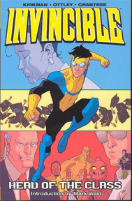Invincible: Volume 4: Head of the Class TP