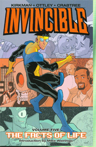Invincible: Volume 5: Facts of Life TP