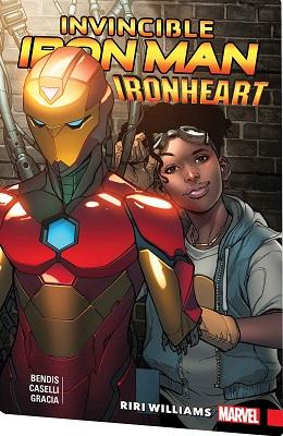 Invincible Iron Man: Ironheart Volume 1: Riri Williams HC