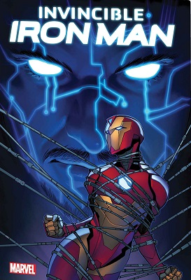 Invincible Iron Man: Ironheart Volume 2: Choices HC