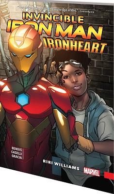 Invincible Iron Man Ironheart: Volume 1: Riri Williams TP