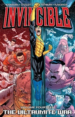 Invincible: Volume 14: The Viltrumite War TP