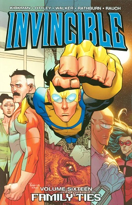 Invincible: Volume 16: Family Ties TP