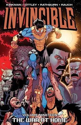 Invincible: Volume 19: The War At Home TP